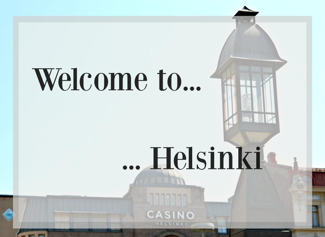 Travel: Kommt mit nach Helsinki – Finnland.