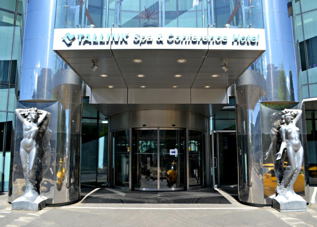 Travel: Eine Nacht im Tallink Spa&Conferences. [Werbung]