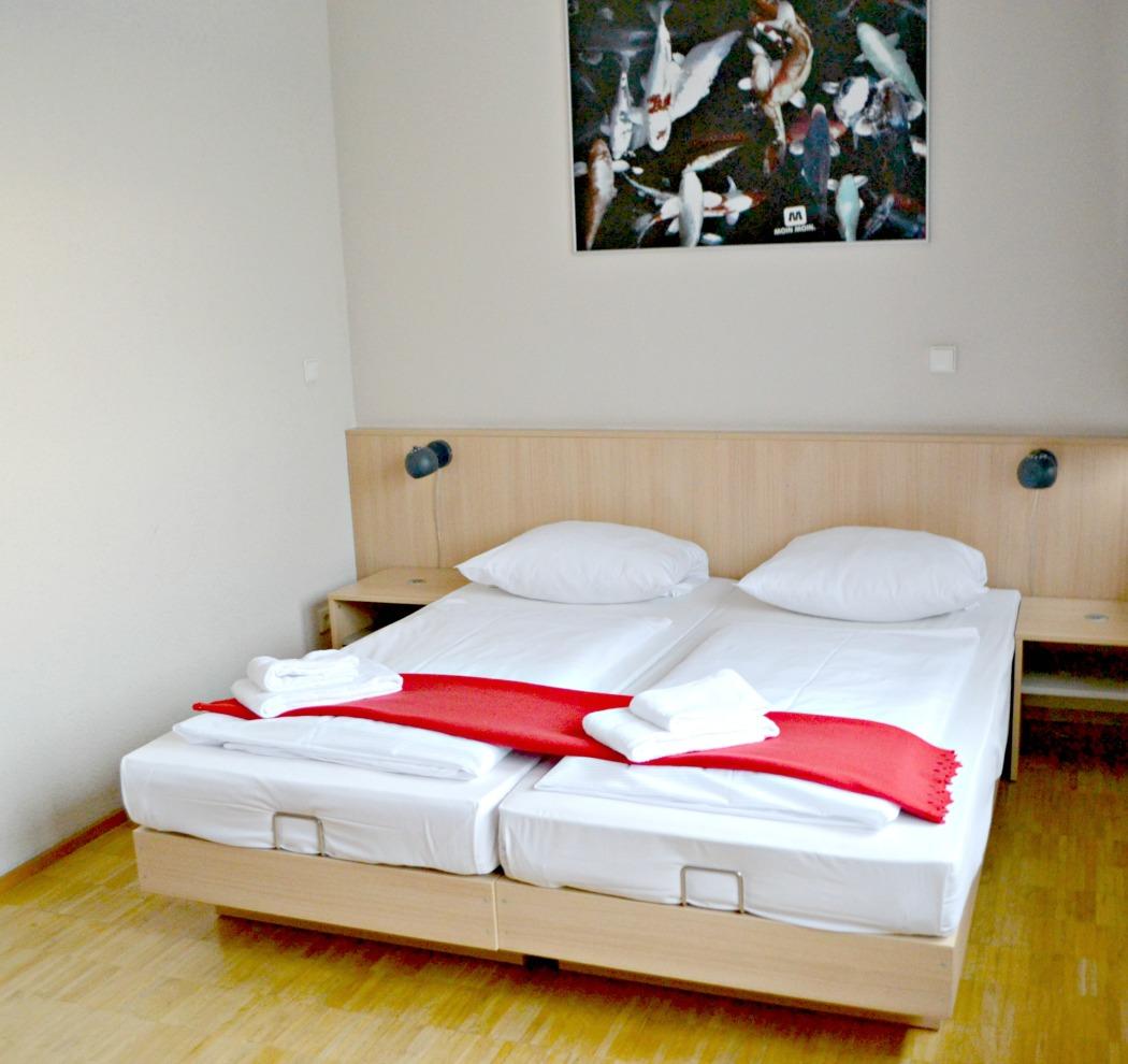 Travel: Eine Nacht in Hamburg im Meininger Hotel. [Werbung]