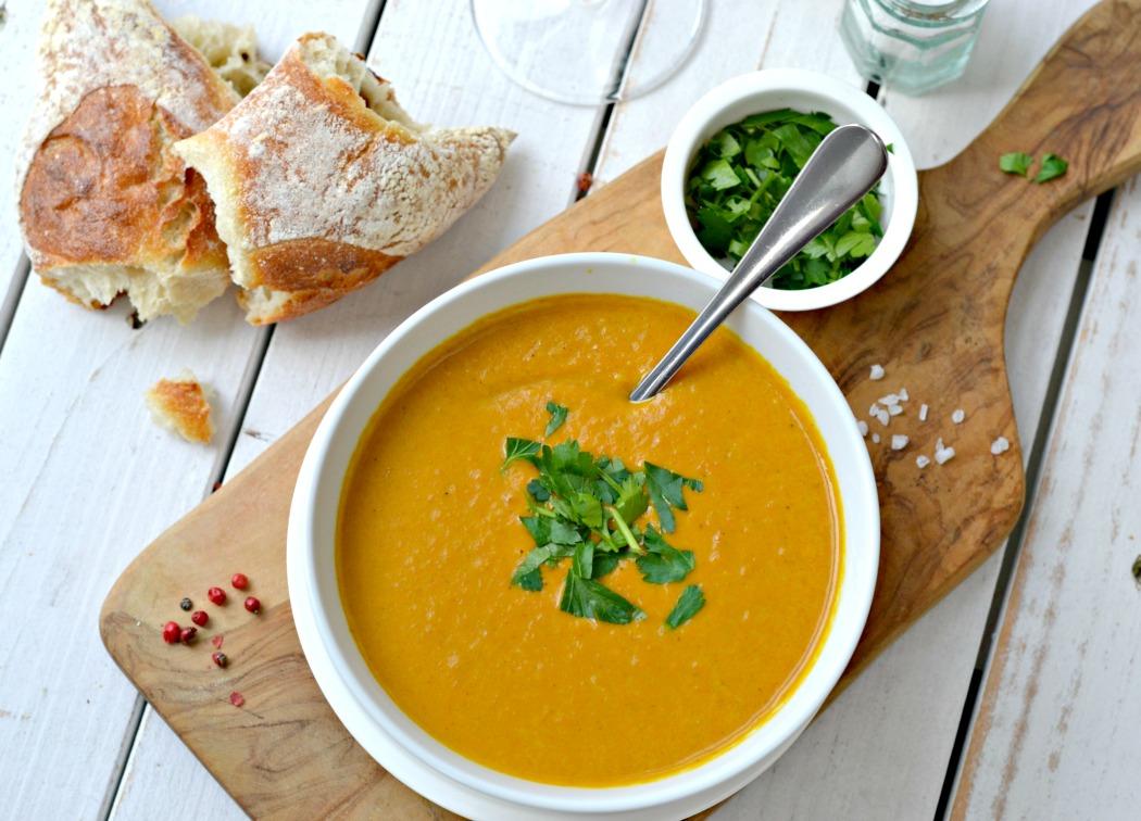 Rezept Pikante Karottensuppe Für Jede Jahreszeit