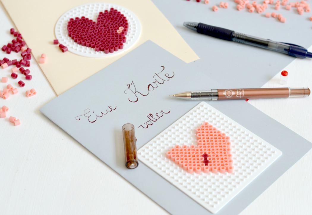 Diy Eine Liebeserklarung An Die Beste Freundin Eine Karte Voll