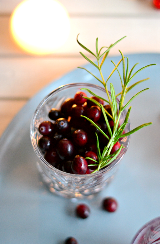 rezept giveaway alkoholfreier cranberry rosmarin aperitif. Black Bedroom Furniture Sets. Home Design Ideas