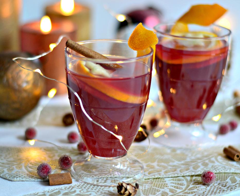 rezept alkoholfreie winterbowle mit saft f r weihnachten. Black Bedroom Furniture Sets. Home Design Ideas